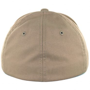 Flexfit Blanks Plain Blank Khaki Hat