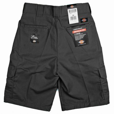Dickies WR556 11″ Regular Fit Black Cargo Short
