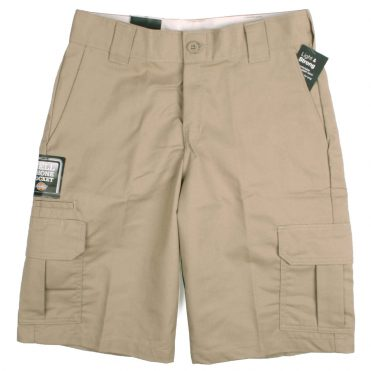 Dickies WR556 11″ Regular Fit Desert Sand Cargo Short