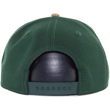 Gods & Generals Poppin Hunter Green Snapback Hat