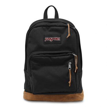 JanSport Right Black Backpack