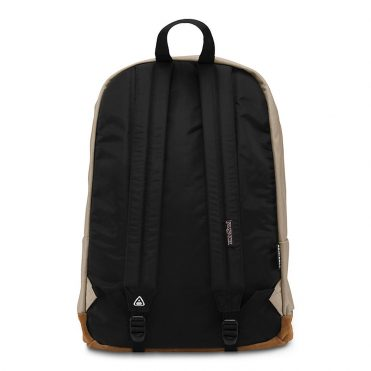 JanSport Right Desert Beige Backpack