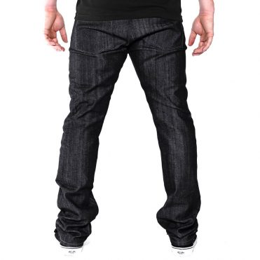 Good Denim Slim Fit Jeans, Raw Black