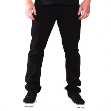 Good Denim Slim Fit Jeans, Triple Black