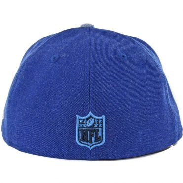 New Era 59Fifty San Diego Chargers Heather Action Fitted Hat