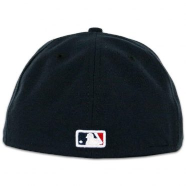 New Era 59Fifty Boston Red Sox Game Youth Authentic On Field Fitted Hat