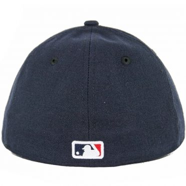 New Era 59Fifty Low Profile Boston Red Sox Game Fitted Hat