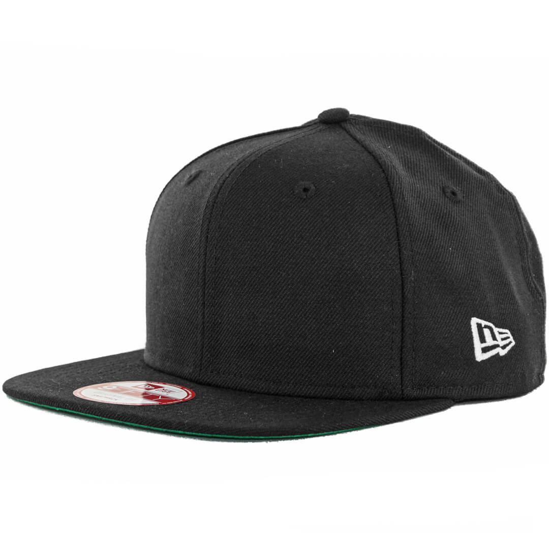 New Era Blanks 9Fifty Plain Blank Snapback Hat 96cfbf32694