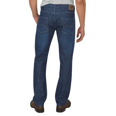 Dickies XD730 Straight Leg Jeans, Heritage Medium Indigo