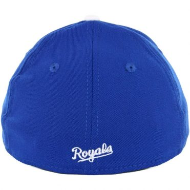 New Era 39Thirty Kansas City Royals Team Classic Stretch Fit Hat, Royal Blue
