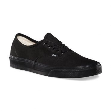 Vans Authentic Shoe, Black/Black