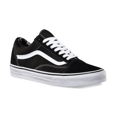Vans Old Skool Shoe, Black/White