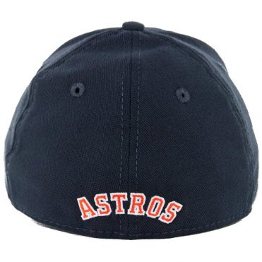 New Era 39Thirty Houston Astros Team Classic Stretch Fit Hat, Navy