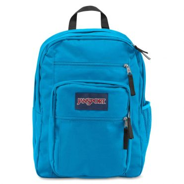 JanSport Big Student Blue Crest Backpack