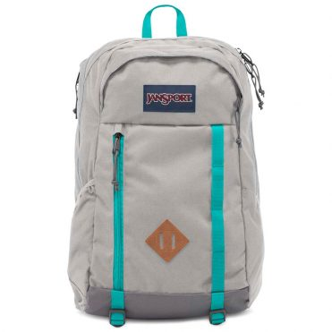 JanSport Fox Hole Grey Rabbit Backpack
