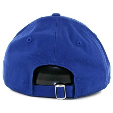 New Era 9Twenty San Diego Padres Micro Logo Royal Blue Red Dad Strapback Hat