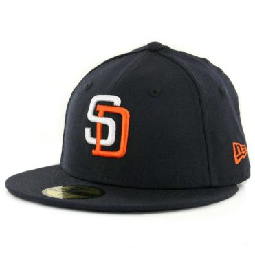 New Era 59Fifty San Diego Padres 1998 Tony Gwynn Inspired Throwback Youth Fitted Hat
