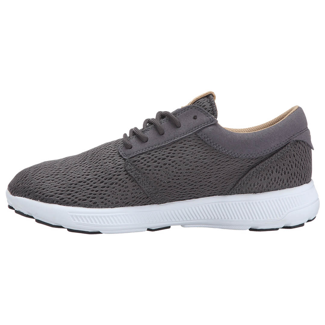 Supra Hammer Run Charcoal Tan White Shoe.  <nav> <div class=