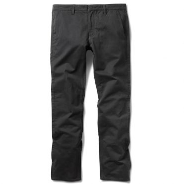 Diamond Supply Co Classic Chino Black Slim Fit Pants