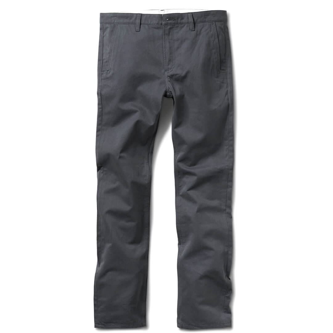 Classic Chino in Slim Fit - Black Diamond Supply Company GxUoM