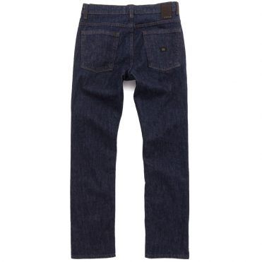 KR3W KSlim Denim Jeans Dark Blue