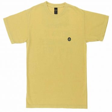 10 Deep Lost & Found T-Shirt Mustard