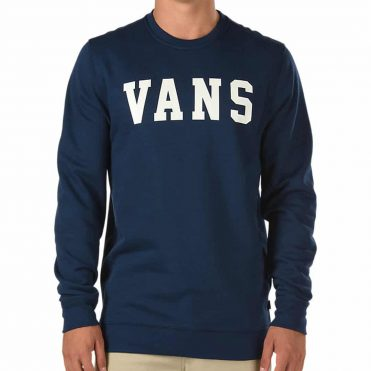 Vans Granby Crew Sweatshirt Dress Blue