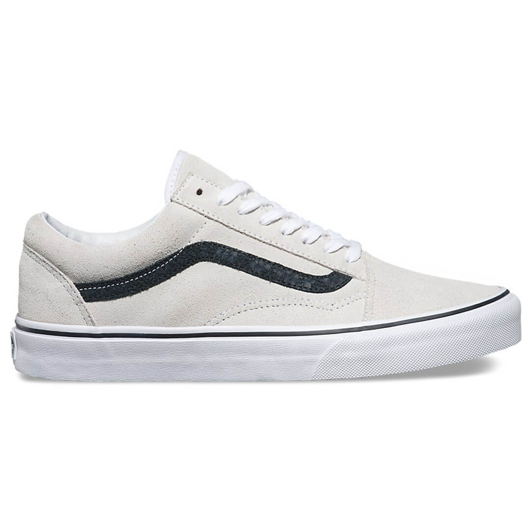 vans white and black