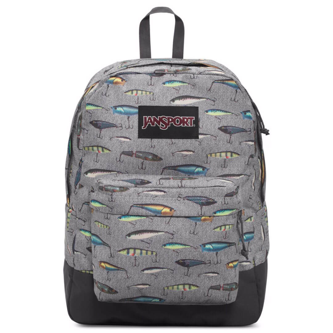 5f3aa4b76f4 Jansport Superbreak Backpack Gray- Fenix Toulouse Handball