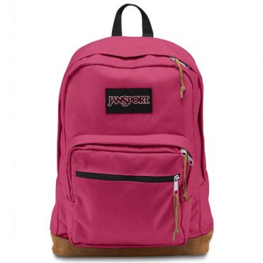 JanSport Right Pack Backpack Sangria Pink