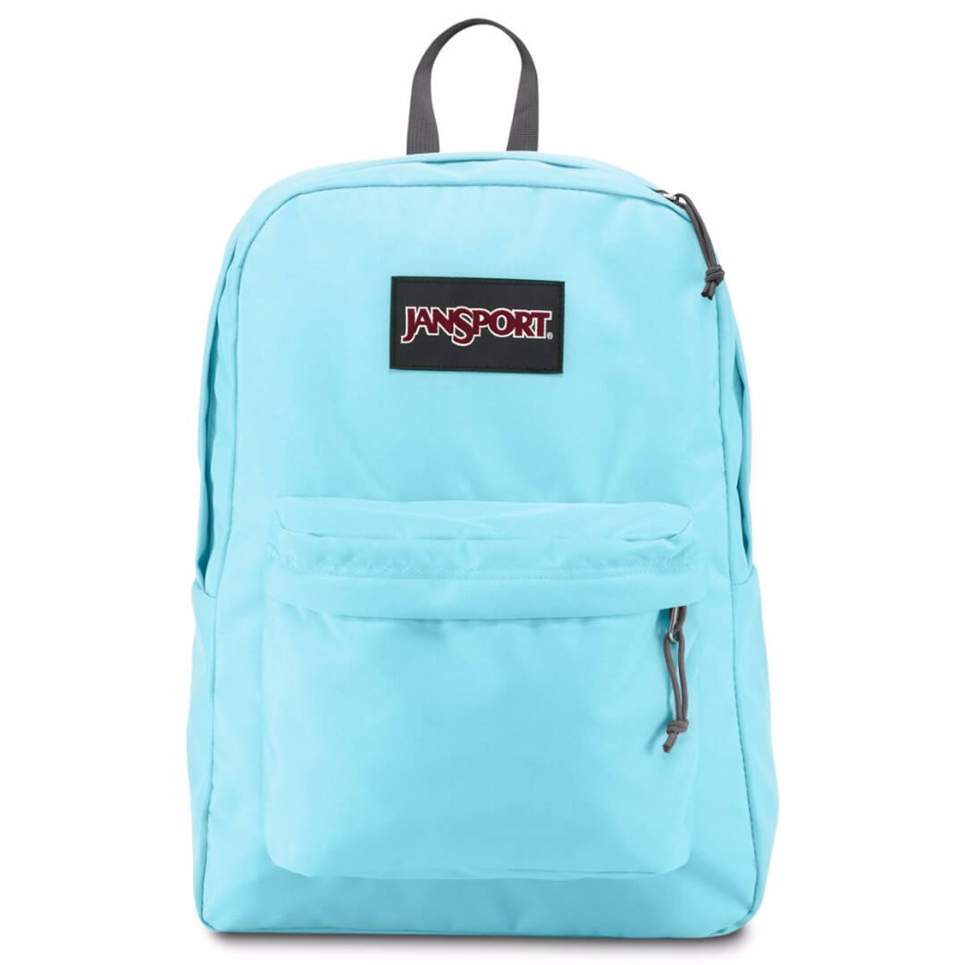 JanSport Black Label Superbreak Backpack Blue Topaz - Billion ...