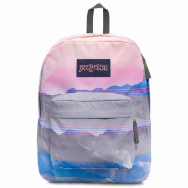 JanSport High Stakes Backpack Multi Linear