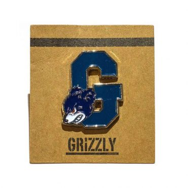 Grizzly Bad News G Pin