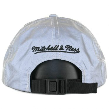Mitchell & Ness Golden State Warriors Distressed Strapback Grey