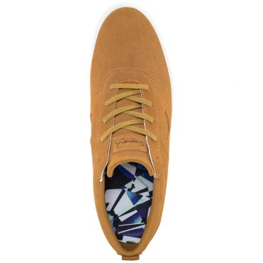 Diamond Supply Co Icon Shoe Light Brown