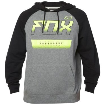 Fox Impressor Black Friday Pullover Sweatshirt Heather Graphite