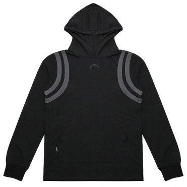 Primitive Russell Hooded Sweatshirt Black