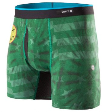 Stance Fourth Mahalo Boxer Green