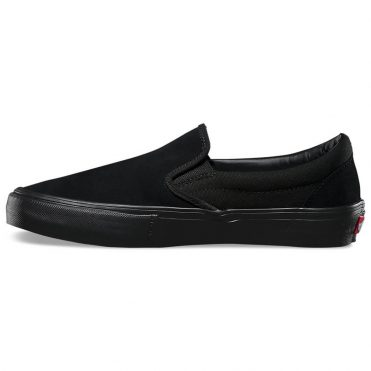 Vans Classic Slip-On Shoe Blackout