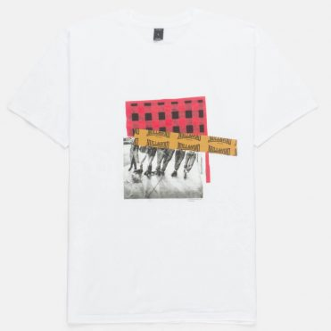 10 Deep Null & Void T-Shirt White