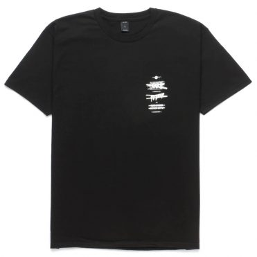 10 Deep WTH Stack T-Shirt Black