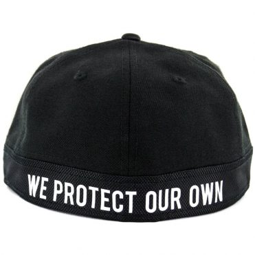 Black Scale Protect New Era 59Fifty Fitted Hat Black