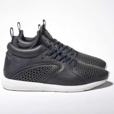 Diamond Supply Co Quest Mid Shoe Black