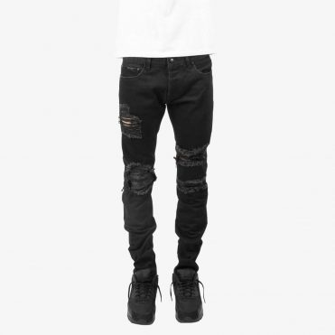 Dope Pico Denim Jeans Black