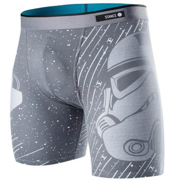 Stance x Star Wars Storm Trooper Boxer Grey