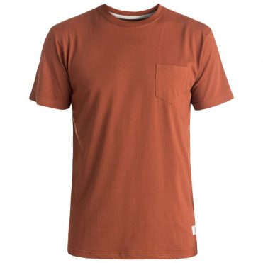 DC Shoes Basic Pocket T-Shirt Ginger Bread