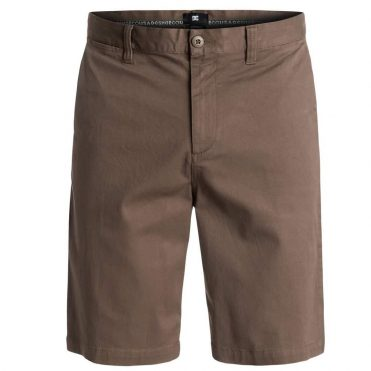 DC Shoes Worker Straight Shorts Taupe