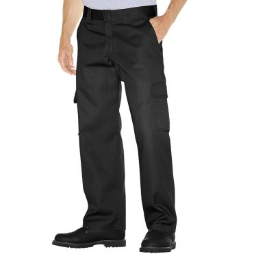 Dickies WP592 Relax Cargo Pant Black