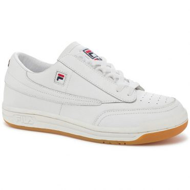 FILA Original Tennis Shoe White Gum