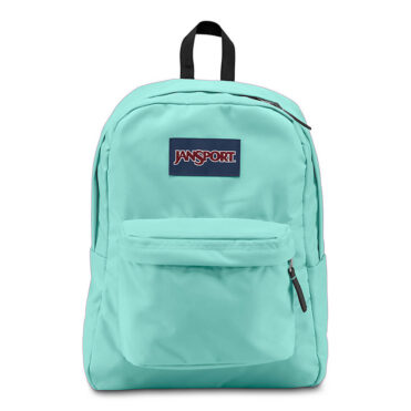 JanSport Superbreak Backpack Aqua Dash